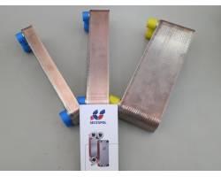 """Пластинчатый паяный теплообменник SECESPOL LA22-10-3/4"""" 10-30 кВт"""