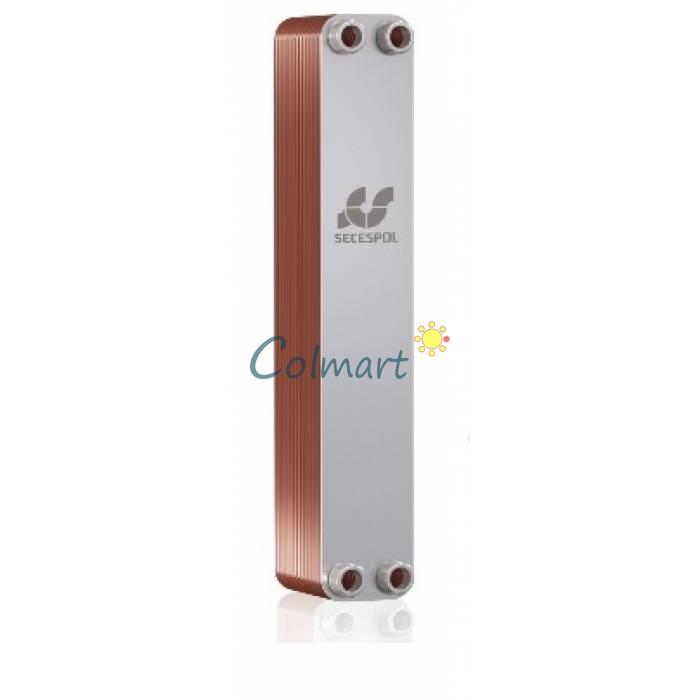 Паяный теплообменник на 300 квт Пластинчатый теплообменник Sondex S120 Электросталь