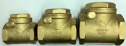 Обратный лепестковый клапан